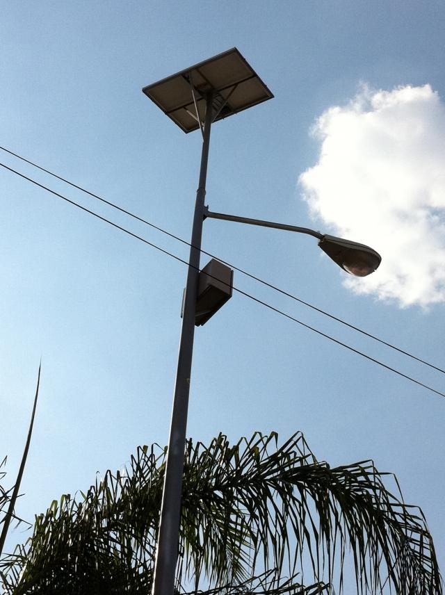Siesol lampara solar autonoma for Lamparas de luz solar para interiores